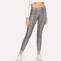 Rowan Plaid Leggings