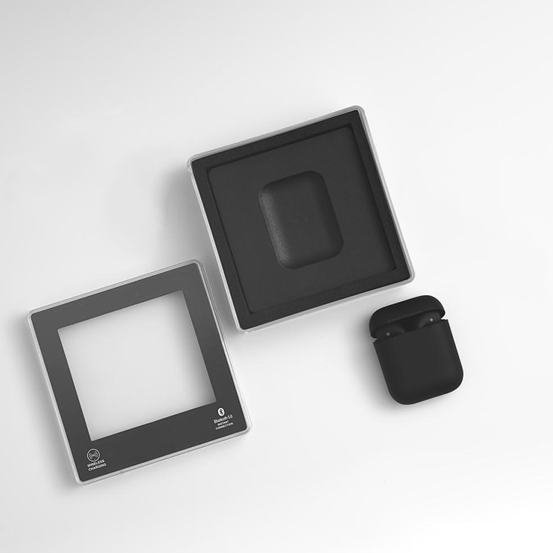 Load image into Gallery viewer, BlackPods 3 With Wireless Charging Case