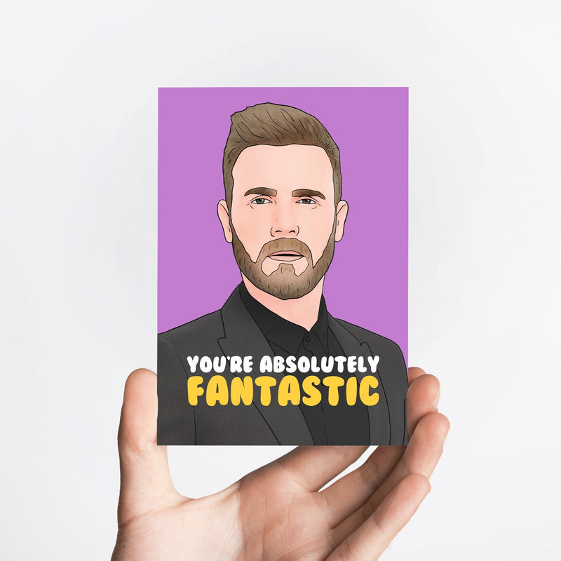 Absolutely Fantastic Card Native 21 Greetings Card