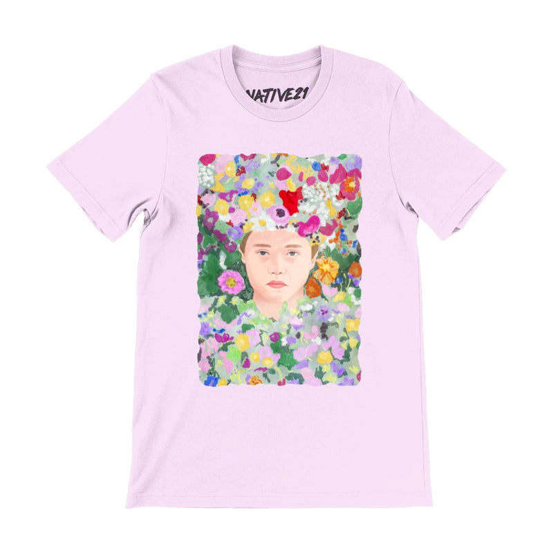 Floral Movie T-Shirt Native 21 Clothing