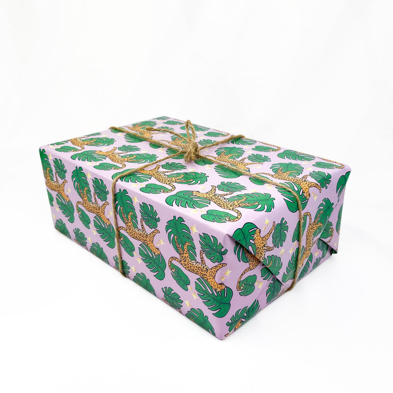Jungle Vibes Gift Wrap Native 21 Gift Wrap