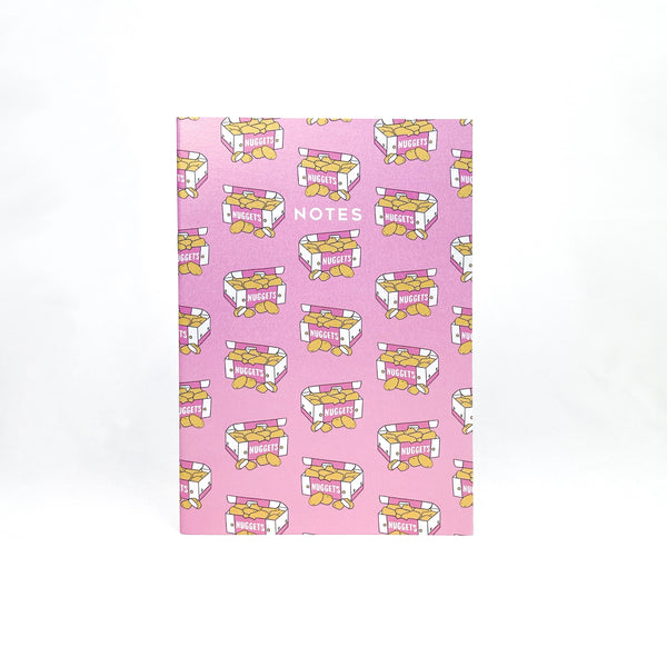 Nuggets Notebook Native 21 Notebooks