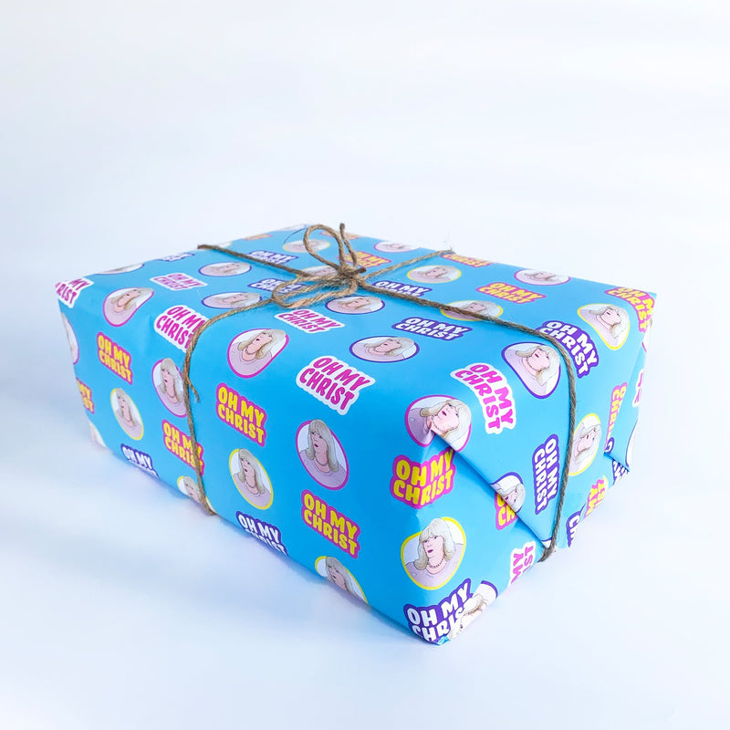 Oh My Gift Wrap Native 21 Gift Wrap