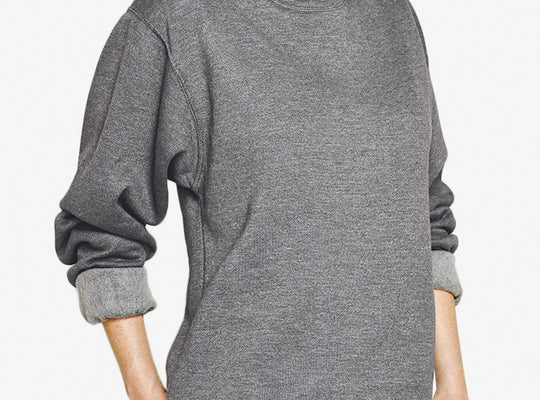 Sweatshirt · Delta · 99100 Unisex Heavyweight Fleece Crew