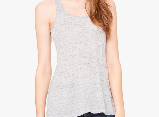Tank Top · Bella+Canvas · 8800 Women's Flowy Racerback Tank