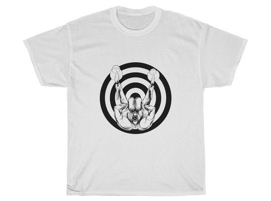 The Horns of Perception Unisex Heavy Cotton Tee