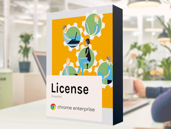 License: Chrome Enterprise Upgrade