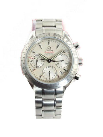 OMEGA SPEEDMASTER 323.10.40.40.02.001 CHRONOGRAPH AUTOMATIC SILVER 40MM WATCH
