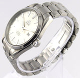OMEGA SEAMASTER AQUA TERRA 2502.30 AUTOMATIC CO-AXIAL SILVER STEEL MENS WATCH