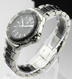 TAG HEUER  FORMULA 1 WAH1212.BA0859 BLACK CERAMIC LADIES DIAMOND LUXURY WATCH