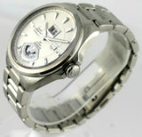 TAG HEUER GRAND CARRERA WAV5112.BA0901 GMT AUTOMATIC LUXURY WATCH BOX PAPERSS
