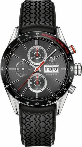 TAG HEUER CARRERA MONACO GRAND PRIX CV2A1M.FT6033 LIMITED CHRONOGRAPH MENS WATCH