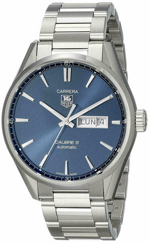 TAG HEUER CARRERA WAR201E.BA0723 MEN'S LUXURY AUTOMATIC DAY DATE PRESTIGE WATCH
