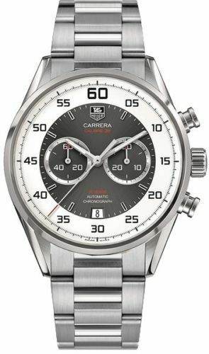 TAG HEUER CARRERA CAR2B11.BA0799 FLYBACK CALIBRE 36 AUTO CHRONO MENS RARE WATCH