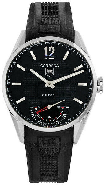 RARE TAG HEUER CARRERA LIMITED WV3010.EB0025 MANUAL WIND EXHIBITION MENS WATCH