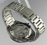 SALE PRICED TAG HEUER GRAND CARRERA WAV511B.BA0900 AUTOMATIC MENS SILVER WATCH