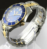 TAG HEUER PROFESSIONAL WAB1120.BB0802 SWISS QUARTZ GOLD TONE SUBMARINER WATCH