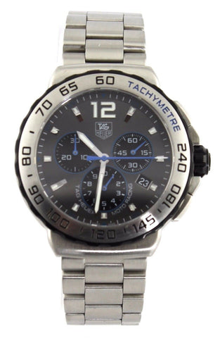 TAG HEUER FORMULA 1 CAU1119.BA0858 RACING QUARTZ CHRONOGRAPH LUXURY MINT WATCH
