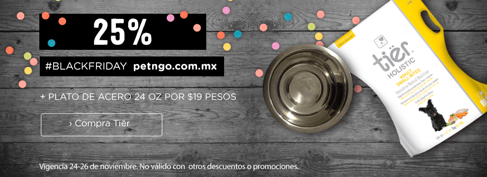 Black Friday en petngo.com.mx