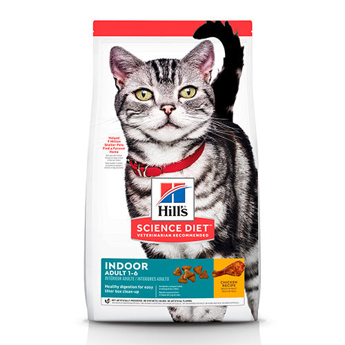 Hill's Science Diet Adult Indoor Cat*