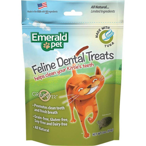Dental Treats Atún Emerald Pet