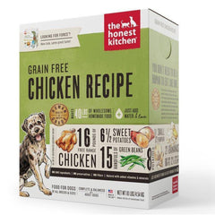 the honest kitchen grain free chicken