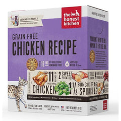honest kitchen grain free chicken recipe cat