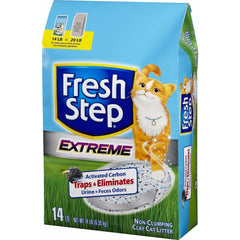 arena para gatos fresh step