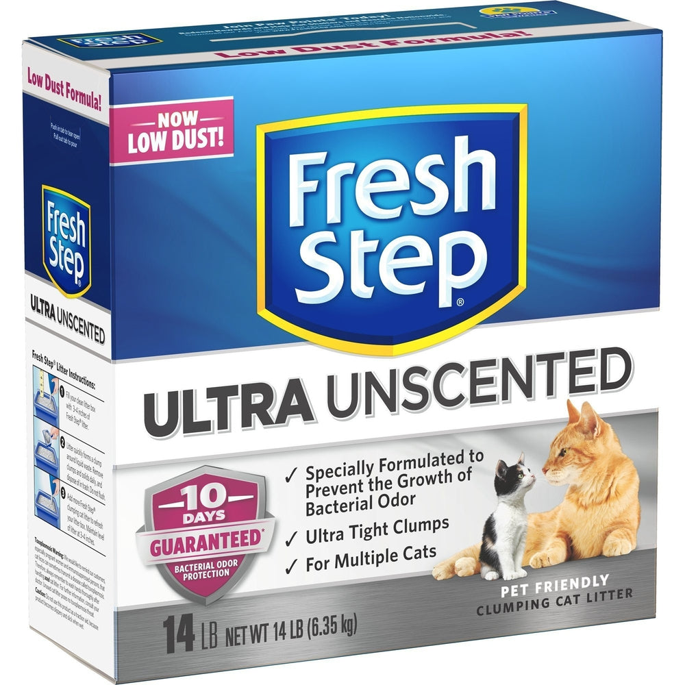 Arena Fresh Step 6.35 kg Odor Shield Unscented Fresh Step