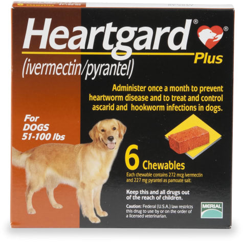 Desparasitante Heartgard Plus Perros