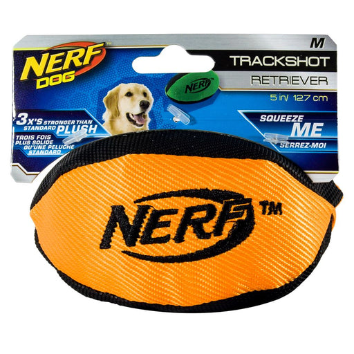 Trackshot Football Nerf Dog