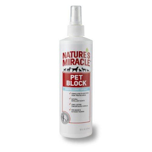 nature's miracle repelente para mascotas