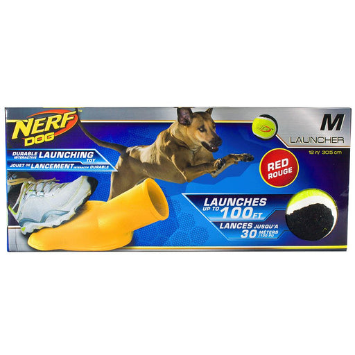Tennis Ball Stomper Nerf Dog
