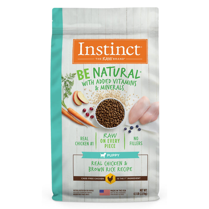 Instinct Be Natural Pollo - Para Cachorros