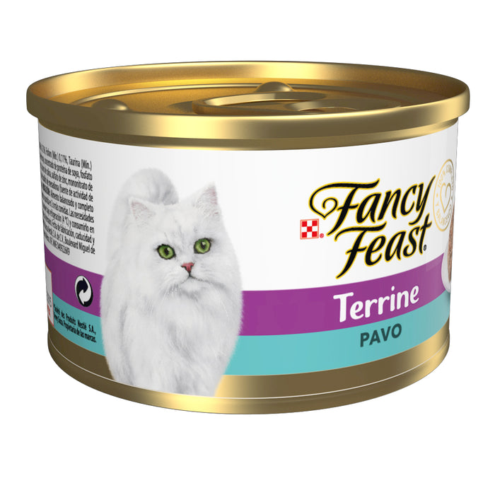 Fancy Feast Terrine Pavo 85g
