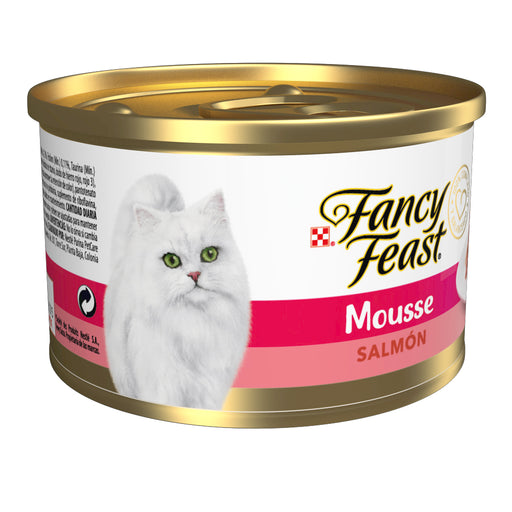 Fancy Feast Petits Filets Salmón 85g