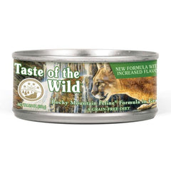 taste of the wild rocky mountain feline lata