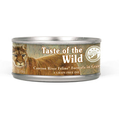 taste of the wild canyon river feline lata