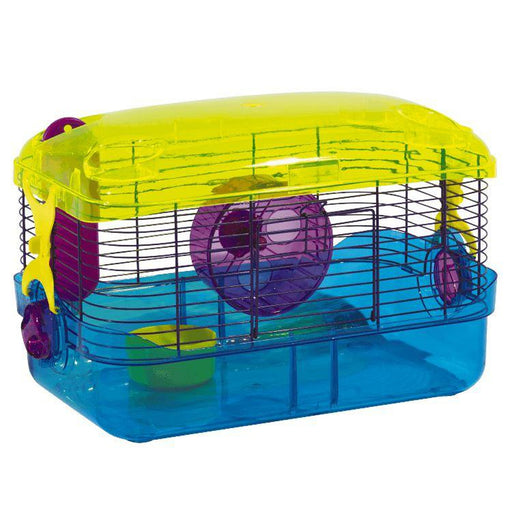 Hogar para Hamster Crittertrail Simple Start Kaytee