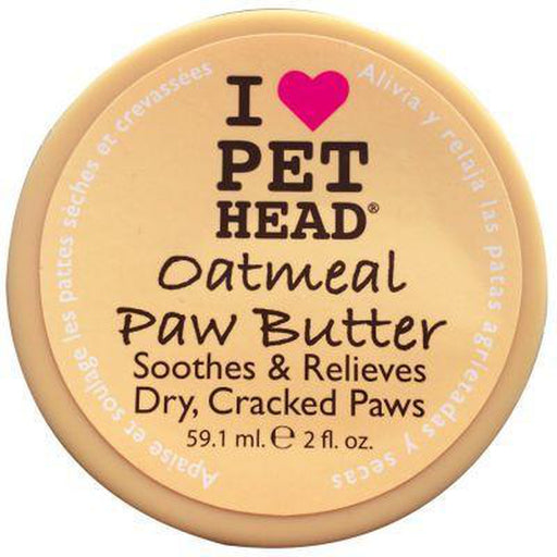 Crema para Almohadillas Oatmeal Natural Pet Head