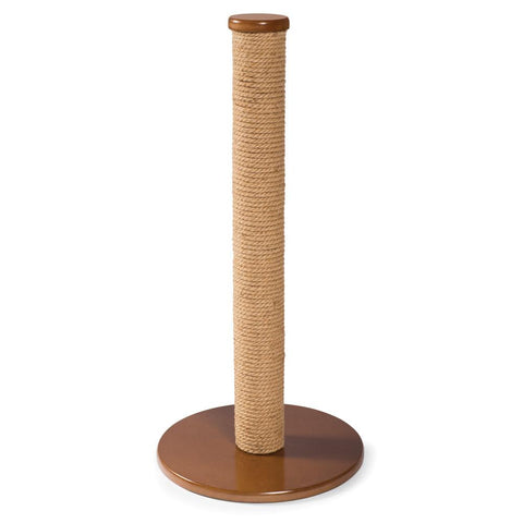 rascador mueble tall round post prevue pets