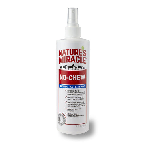 nature's miracle spray anti mordidas de perros