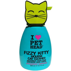 Champú en Espuma Fizzy Kitty Mousse Pet Head