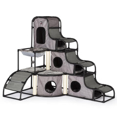 Catville Tower Gris Prevue Pet