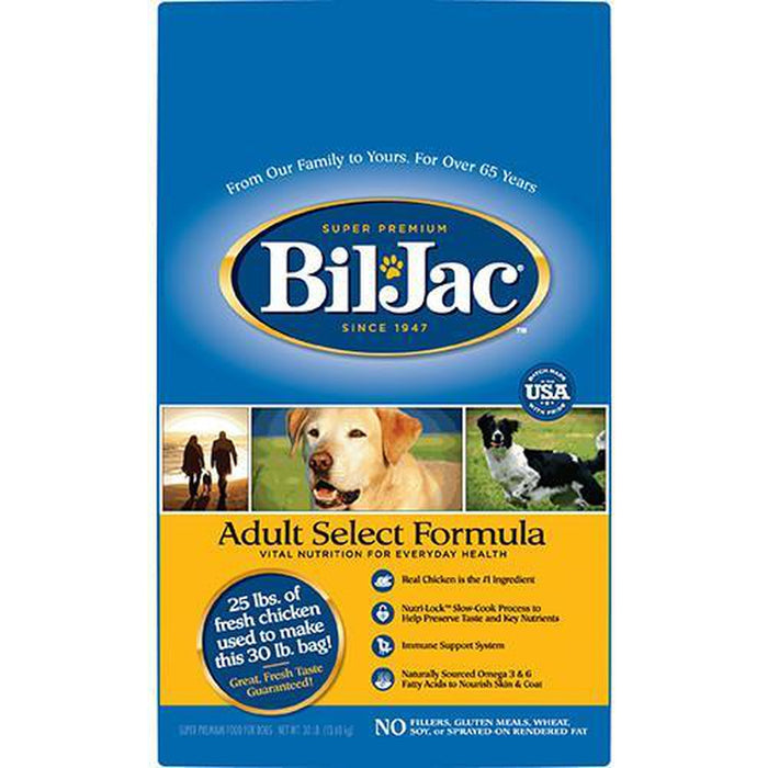 Adult Select Formula Bil-Jac