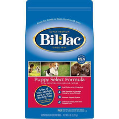 bil-jac puppy select formula