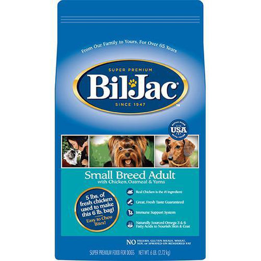 Adult Small Breed Bil-Jac
