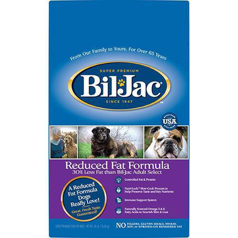 bil-jac reduced fat formula
