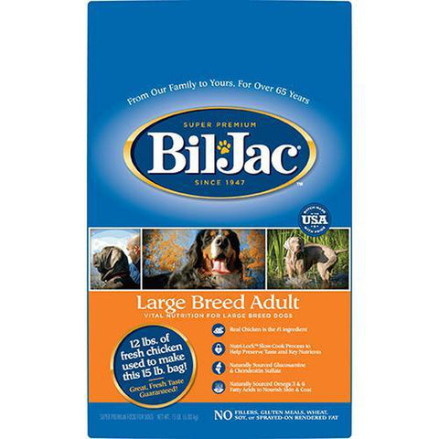 Large Breed Adult Bil-Jac