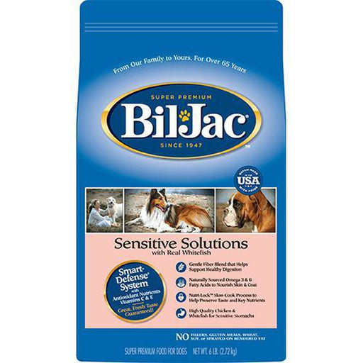 Sensitive Solutions: White Fish Bil-Jac